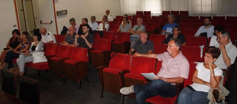 Foto   Il personale coinvolto nell'iniziativa