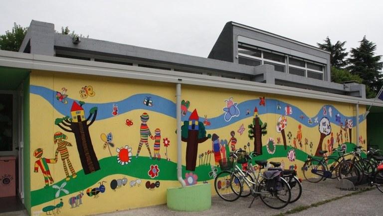 Foto Un murales
