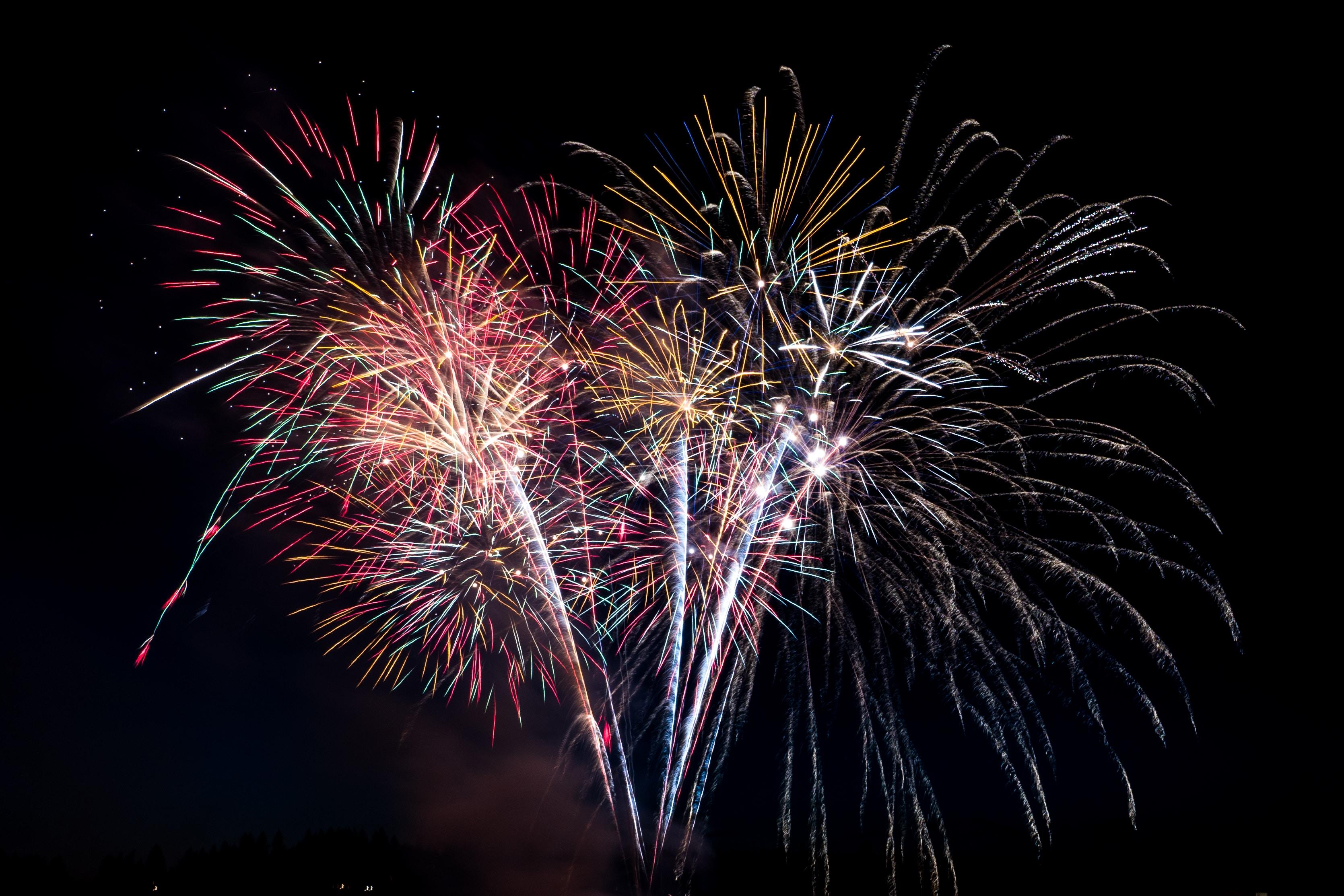 Foto Fuochi d'artificio
