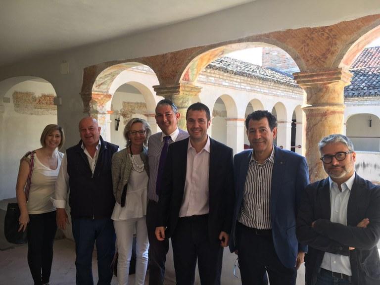 Foto Il Sindaco e alcuni assessori