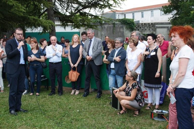 Foto Il sindaco Alessandro Ciriani