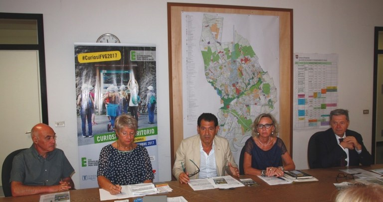 Foto Conferenza stampa in Municipio