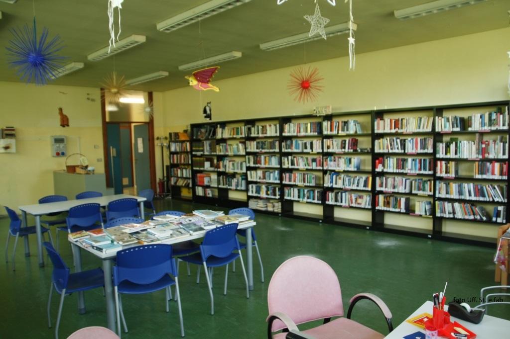 Foto Biblioteca di quartiere