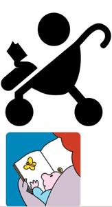 Il logo Nati per leggere