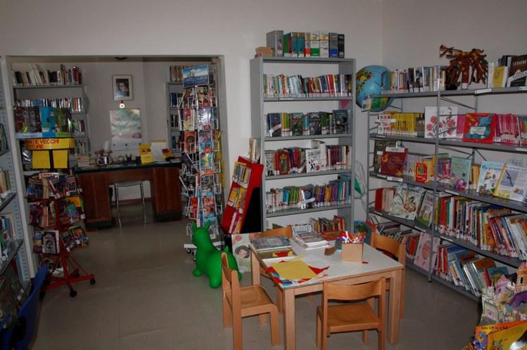 Biblioteca in Largo Cervignano