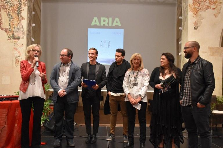 Foto L'assessore Giglielmina Cucci   alla premiazione