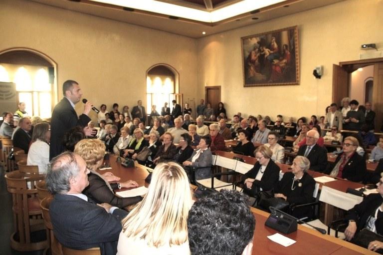 Foto     In Sala Consiglio