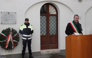 Intervento del sindaco Alessandro Ciriani