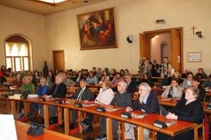 Pubblico in sala consiliare