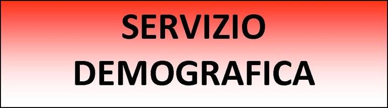 Logo demografica