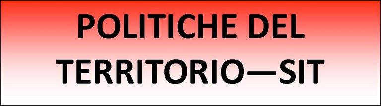 Logo politiche terr_SIT