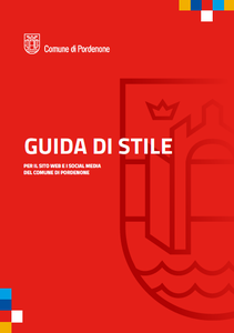 Copertina della guida di stile