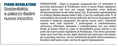 Il Gazzettino del 28 settembre 2012, pag. III