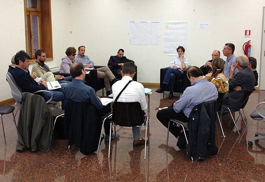 Gruppo pianificazione urbana