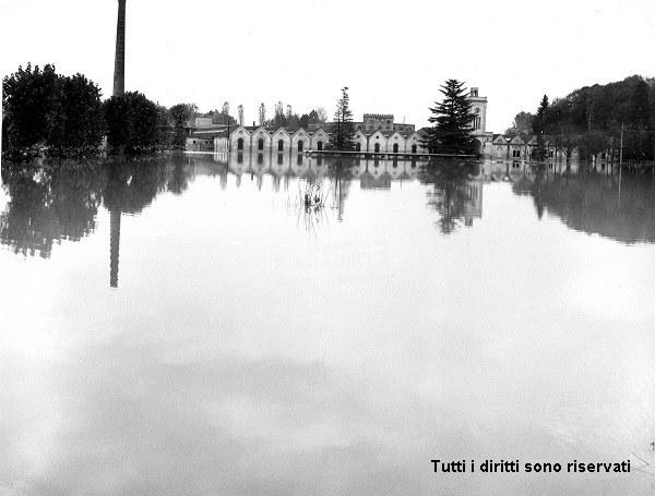 Cotonificio - Alluvione del 1966