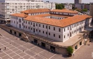 Foto dell'ex Convento dei Domenicani, in piazza XX Settembre
