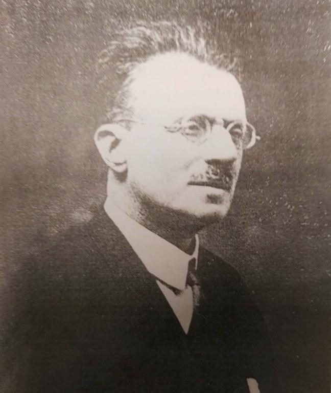 Fotografia del Conte Alfonso di Porcia e Brugnera