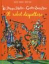 ETÀ 6-7 ANNI >> Oggi in biblioteca c'è lezione di modellismo. Sibilla costruisce un robot. La strega ammira a lungo il suo capolavoro. 'Peccato che non sia un vero robot!' sospira, con aria sognante. Allora, afferra la sua bacchetta magica e ... Abracadabra!
