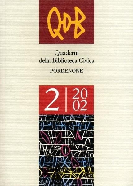 QDB 2-2002 [Esaurito]