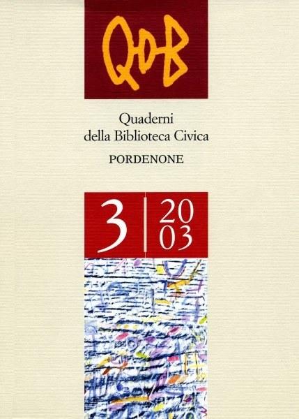 QDB 3-2003