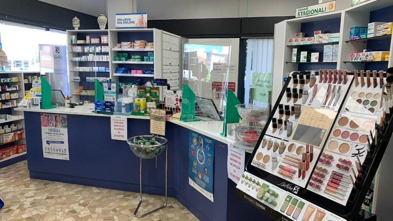 Interno Farmacia Grigoletti