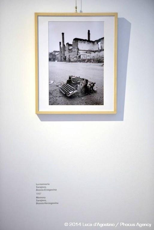 «Ashes/Ceneri», in mostra i racconti di un fotoreporter