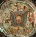 Sala dei trionfi - I 4 cavalieri