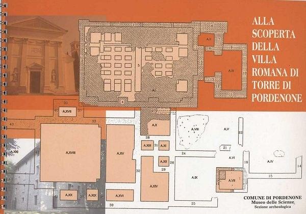 Alla scoperta della villa romana di Torre di Pordenone