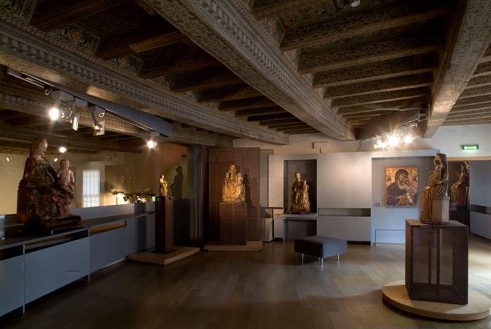 Interno di Palazzo Ricchieri