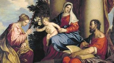Simbologia nei quadri: il Padovanino