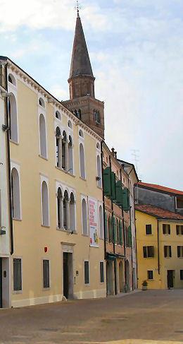 Museo di Storia Naturale di Pordenone, via della Motta
