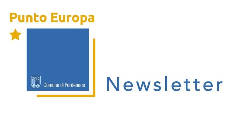 Logo Newsletter Punto Europa Pordenone