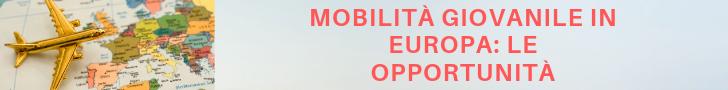 NL - Banner - Mobilità giovanile in europa