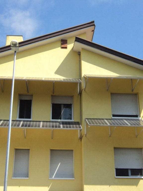 Casa comunale - via Colvera