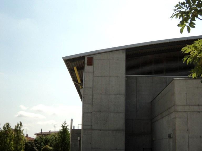 Palestra Gallini - via Ungaresca