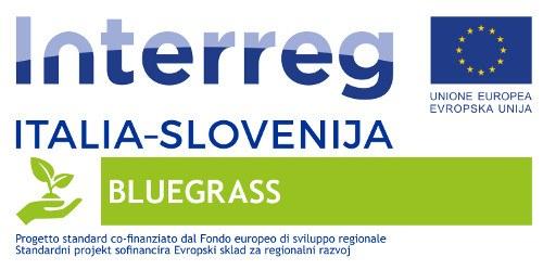 Logo progetto Bluegrass
