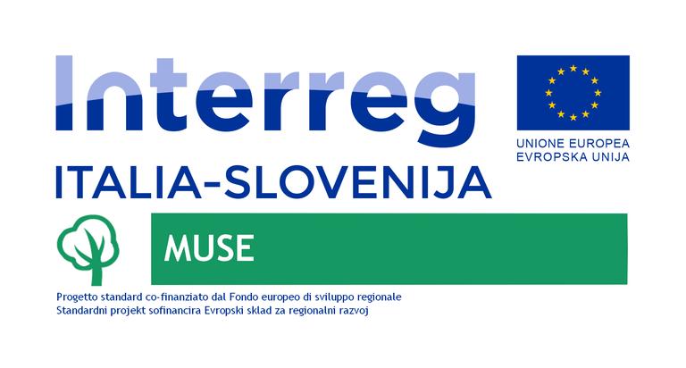 Logo MUSE - interreg - FESR