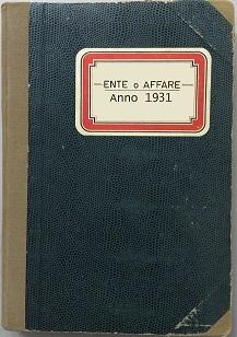 Ente o Affare 1931.jpg