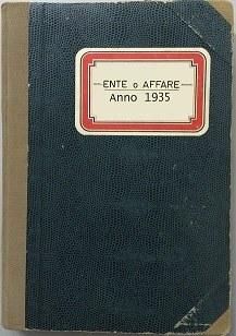 Ente o Affare 1935.jpg