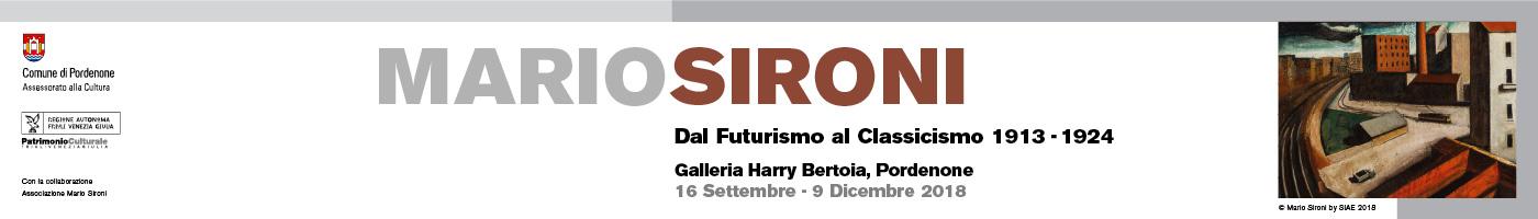 Mostra Mario Sironi